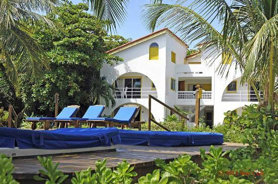 Caribbean Villas Hotel : Caribbean Villas