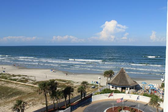 Daytona Beach Regency: Beautiful ocean!