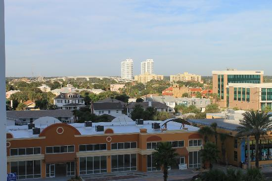 Daytona Beach Regency: Looking inland