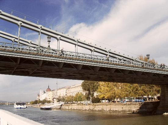 Danube: Budapest by boat