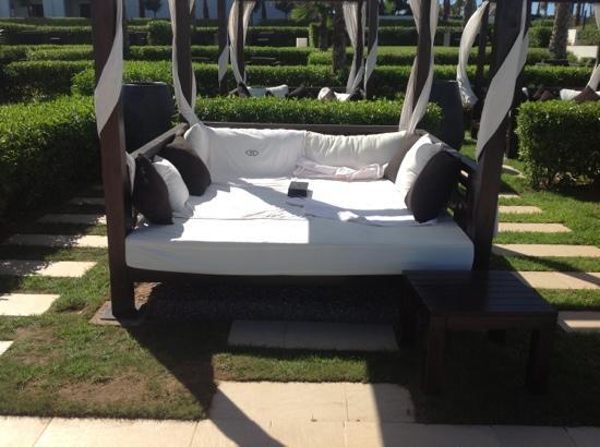 "Sofitel Agadir Thalassa Sea & Spa: ""lit piscine"" pret a vous accueillir"