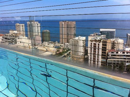 Gefinor Rotana Hotel: nice view