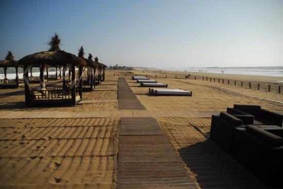 Sofitel Agadir Thalassa Sea & Spa: installations sur la plage