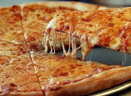 Pizzeria La Bambina: pizza