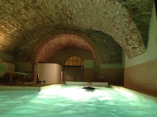 Palazzo Leopoldo Dimora Storica & Spa: Hotel Pool