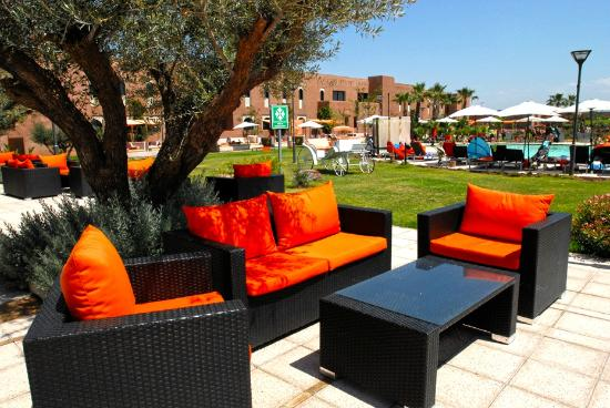 Hotel Kenzi Club Agdal Medina Marrakech
