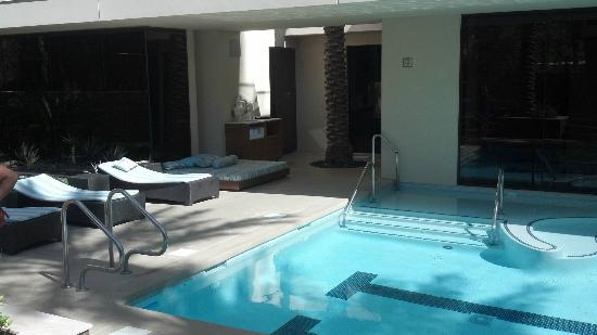 Red Rock Casino Resort & Spa: The serenity pool at The Spa