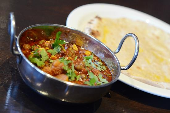 The Chill Out Cafe: Lamb Curry