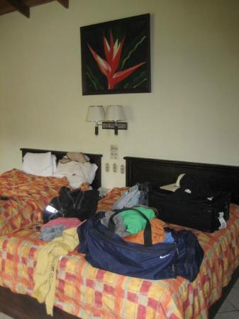 Arenal Volcano Inn: Our room.