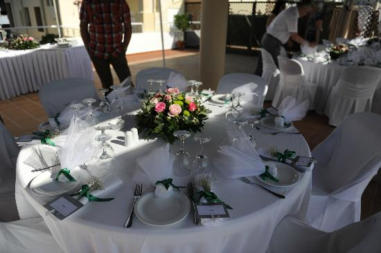 Halepa Hotel: Beautilful decorations