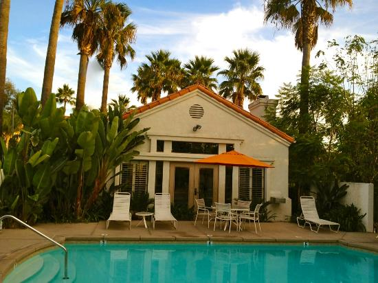 Escondido RV Resort Pool Area