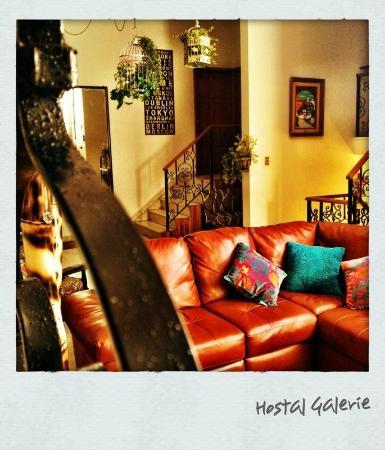 Hostal Galerie: Galerie Hostel Queretaro
