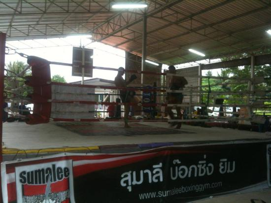 Sumalee Boxing Gym: Gym