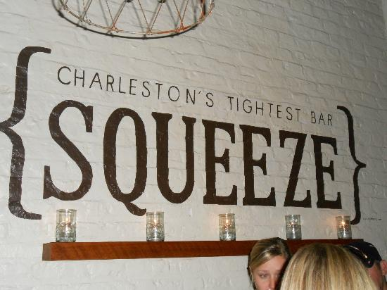 Squeeze Bar: Squeeze