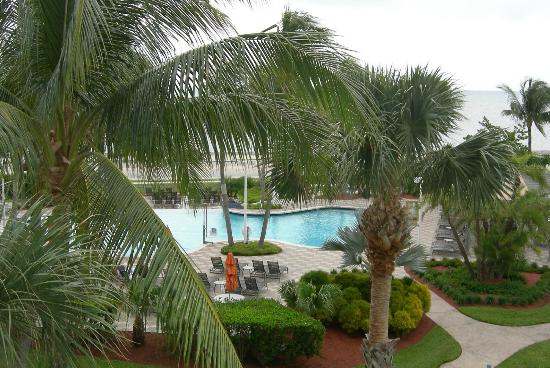 Hyatt Windward Pointe: Balcony View
