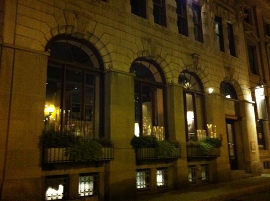 Hotel Le Germain Quebec: façade Hôtel
