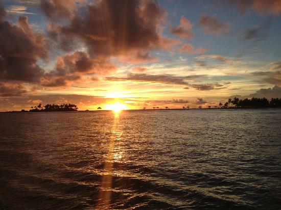 The sunset cruise picture of kuramathi island resort - Kuramathi wallpaper ...