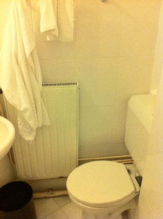 Hotel de la Place des Alpes : bagno - 2 parte