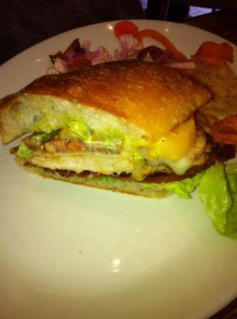 Grace's Table : chicken sandwich yummy