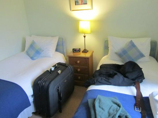 Dunmurray Lodge: cameretta