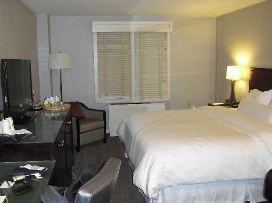 The Westin Governor Morris, Morristown: nice room