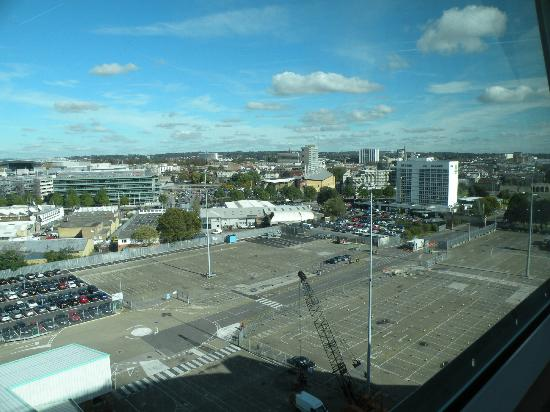 View From 3rd Floor Front Exec Room  Refurbished  Picture Of Holiday Inn So