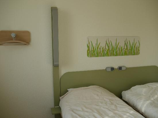 Ibis Budget Berlin Alexanderplatz: Decor