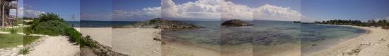 beach at El Pez
