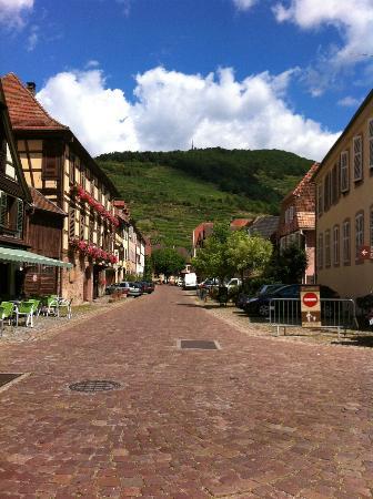 Sites et Paysages Camping Au Clos de la Chaume : Kaysersberg