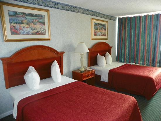 Knights Inn Atlantic City: Standard Double Room