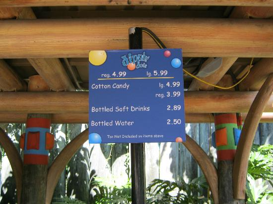 Busch Gardens : Everything Has Its Price At Busch