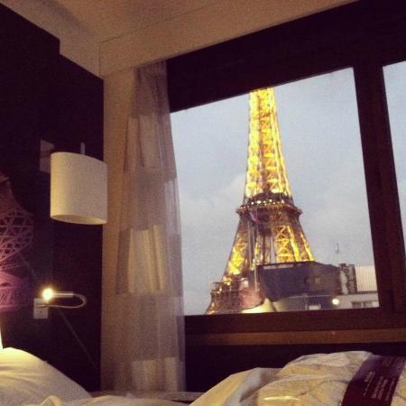 Five Star View Picture Of Mercure Paris Centre Eiffel