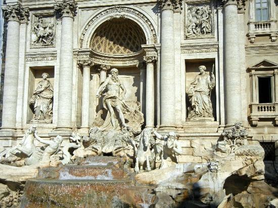 Cenci B&B : Trevi Fountain - 100 steps away