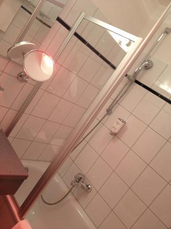Hotel Rheinpark Rees: Ducha
