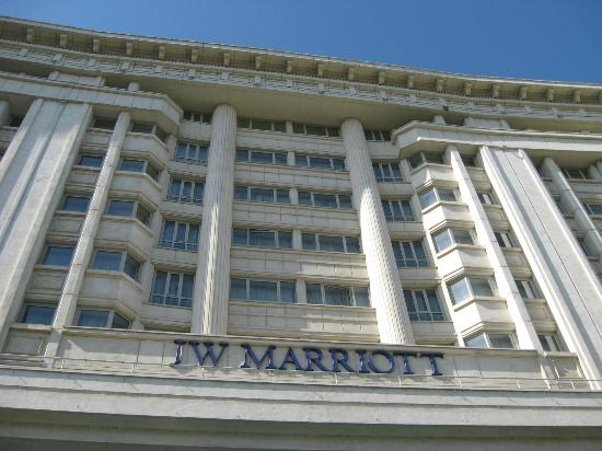 JW Marriott Bucharest Grand Hotel: Hotel