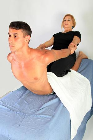 Massages by Isabell: Great for lower back pain and stress