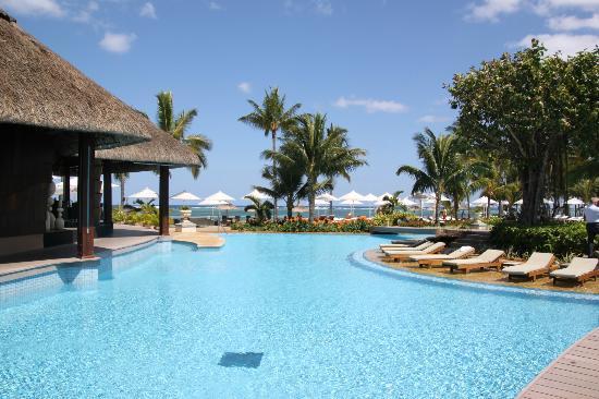 Sugar Beach Mauritius: piscine