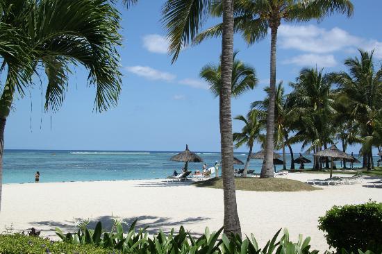 Sugar Beach Mauritius: plage