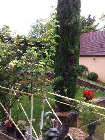 B & B of the Marcs d'Or: Garden