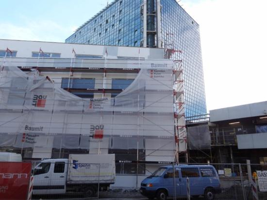 myParkhotel Kempten: Building work to be completed soon