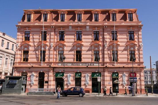 Hotel Reina Victoria : Reina Victoria