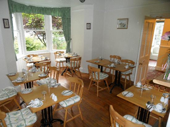 Coed-y-Fron Guest House: Breakfast