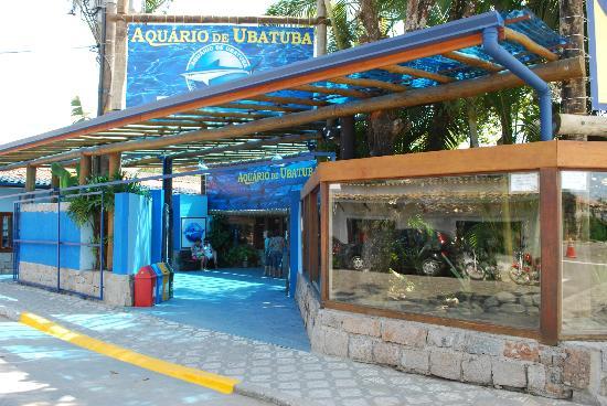 Entrada - Foto de Aquario de Ubatuba, Ubatuba - TripAdvisor