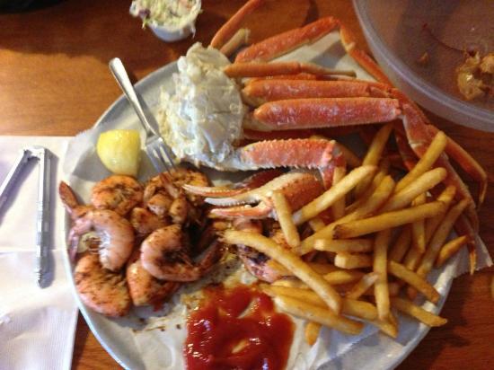 Charlie Horse Restaurant : Yum!