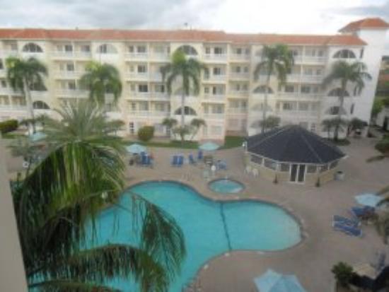 Tropicana Aruba Resort & Casino: Desde la habitacion