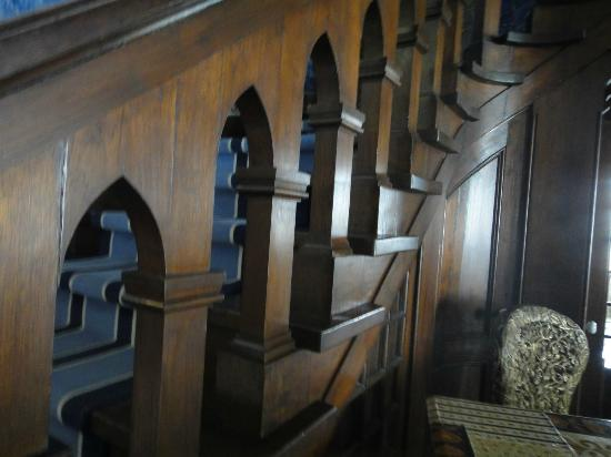Bela Vista Hotel & Spa: stunning staircase