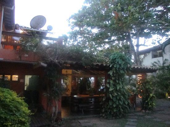 Pousada Chez Nice: jardin
