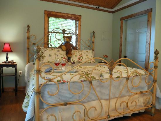 Beechwood Inn: Blueberry Cabin
