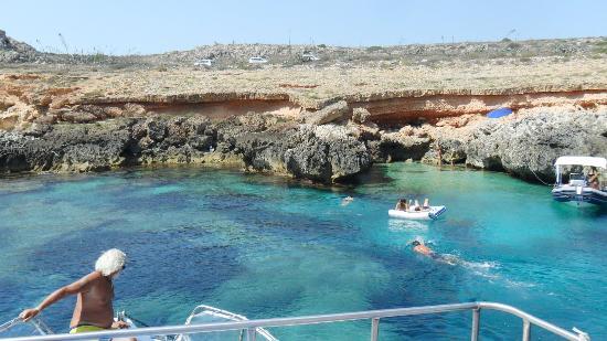 Îles Égades : in barca con salvo