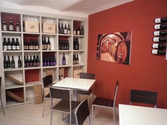 Casa Boffa Camere: 朝食会場